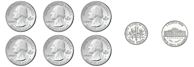Counting Coins Usa