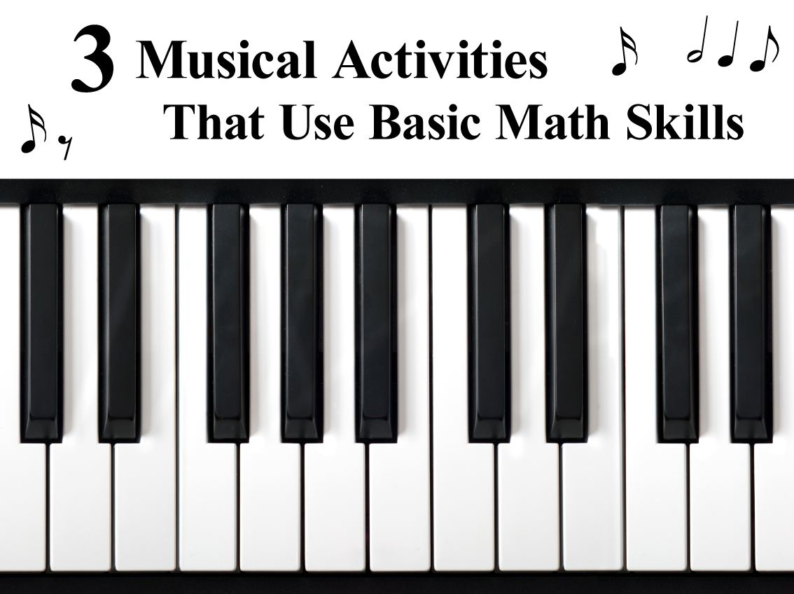 Music Activities that Use Math Skills