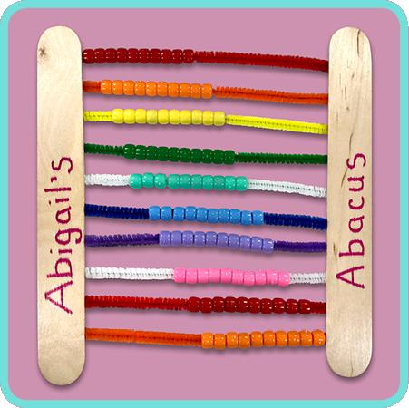 Make an Abacus!