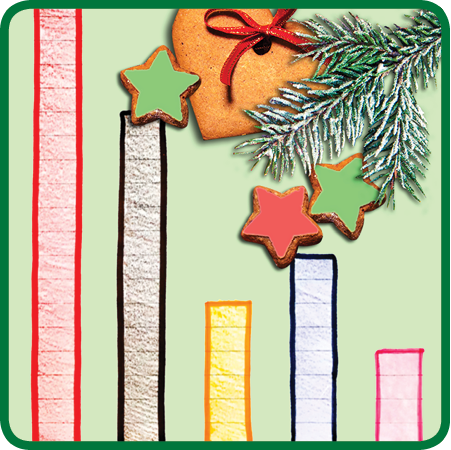 Holiday Bar Graph Activity