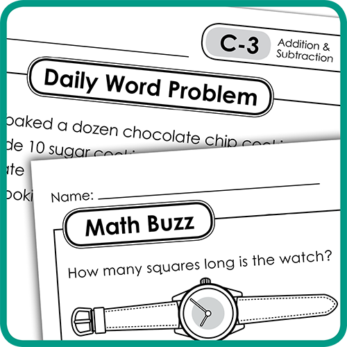 Try Daily Math Review!