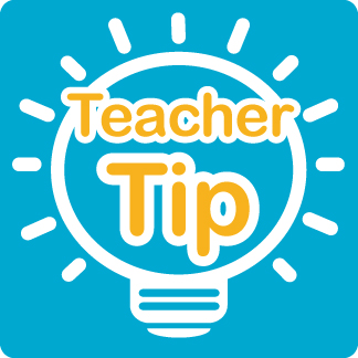 Teacher Tip