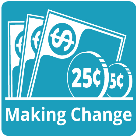 Making Change in US Currency