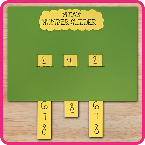 Build Your Own Number Sliders!