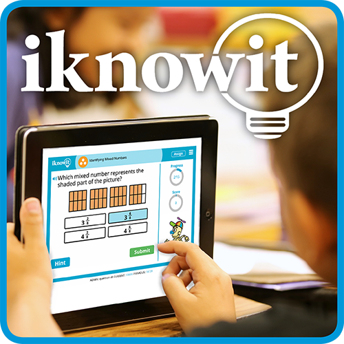 Review Math Skills on iKnowIt!
