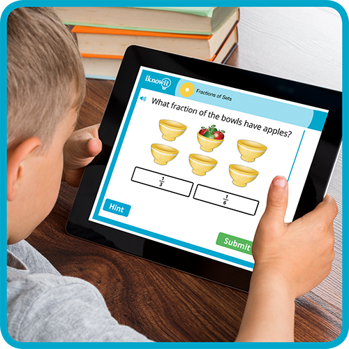 Review Math Skills with IKnowIt