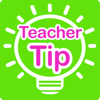 Teacher Tip