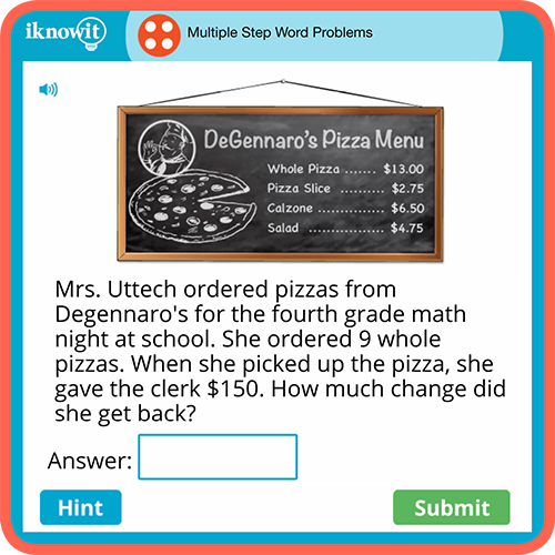 Practice Word Problems!
